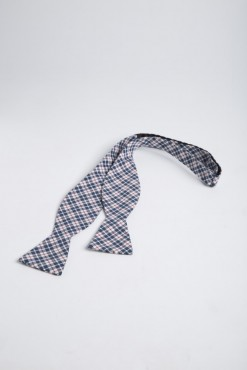 TI140011_NAVY_PLAID_BOWTIE_COTTON_KLOFFMAN_A