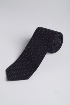 TI150012_NAVY_DOT_TIE_COTTON_NECKTIE_KLOFFMAN_A