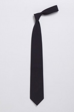TI150012_NAVY_DOT_TIE_COTTON_NECKTIE_KLOFFMAN_B