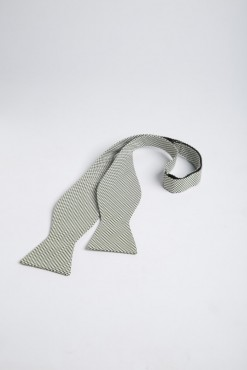 TI150018_GREEN_CHECK_BOWTIE_COTTON_KLOFFMAN_A