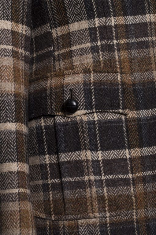 BL150004_BROWN_TARTAN CHECK_BLAZER_TWEED_CORNWALL_KLOFFMAN_E