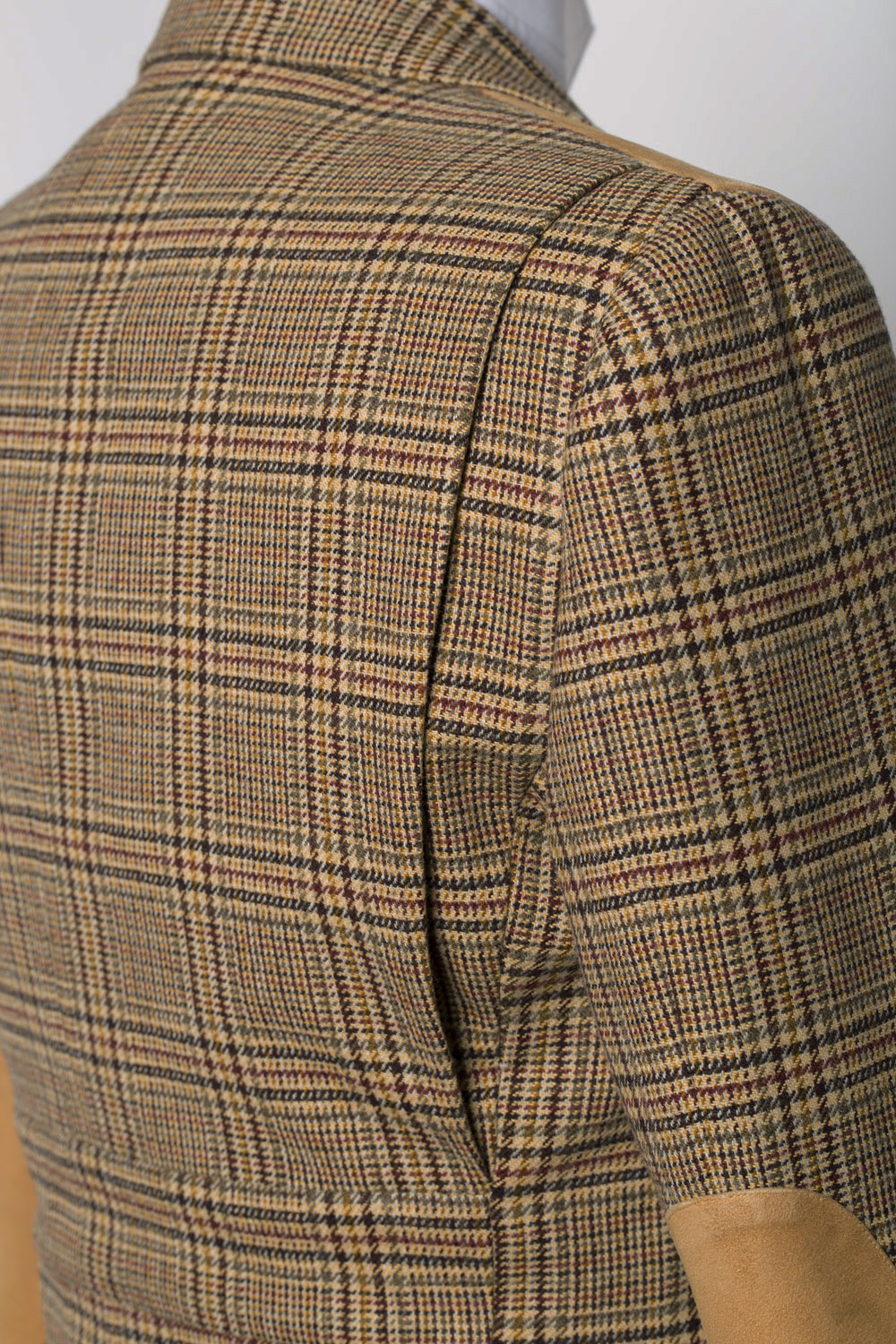 Sport Coat | Yellow Hunting Jacket | Yorkshire