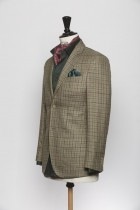 BL150015_GREEN_GUN CLUB CHECK_BLAZER_SILK LINEN WOOL_WYNDHAM_KLOFFMAN_B