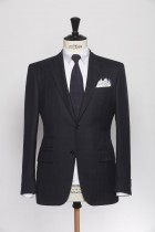 SU140003_NAVY_WINDOW PANE CHECK_SUIT_WOOL_LAW_KLOFFMAN_A