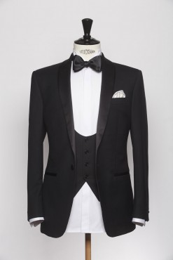 SU140005_BLACK_SOLID_SUIT_WOOL_DINNER_KLOFFMAN_A_3 PIECE