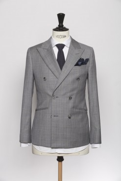 SU150012_LIGHT GREY_WINDOW PANE CHECK_SUIT_WOOL_GABLE_KLOFFMAN_A