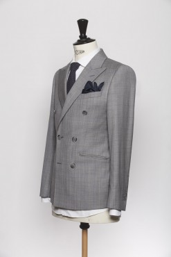 SU150012_LIGHT GREY_WINDOW PANE CHECK_SUIT_WOOL_GABLE_KLOFFMAN_B