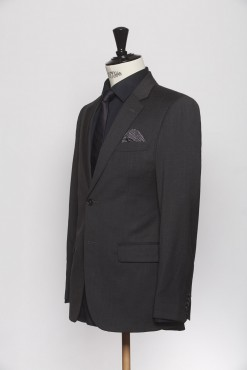 SU150015_DARK GREY_SOLID_SUIT_WOOL_HUMPHREY_KLOFFMAN_B