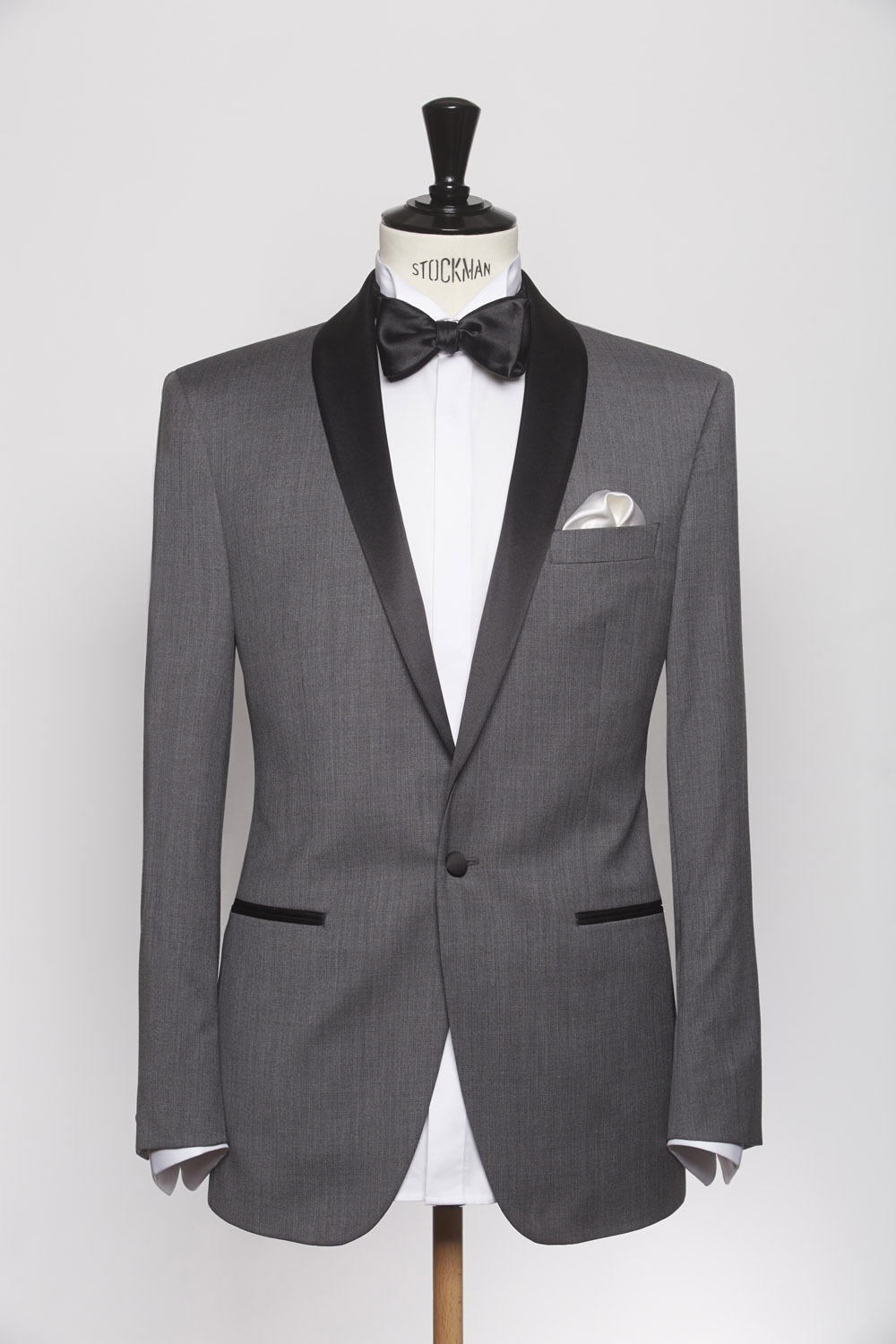 b008f3807dda Dinner Suit Light Grey | Formal | Black Tie | Tuxedo | US$ 628.00