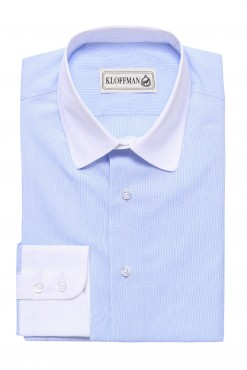 SH140019_BLUE_STRIPE_FORMAL SHIRT_COTTON_REGULAR FIT_KLOFFMAN_01